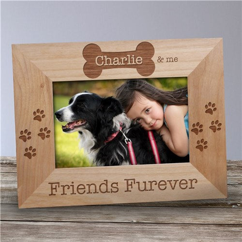 Personalized Friends Furever Picture Frame