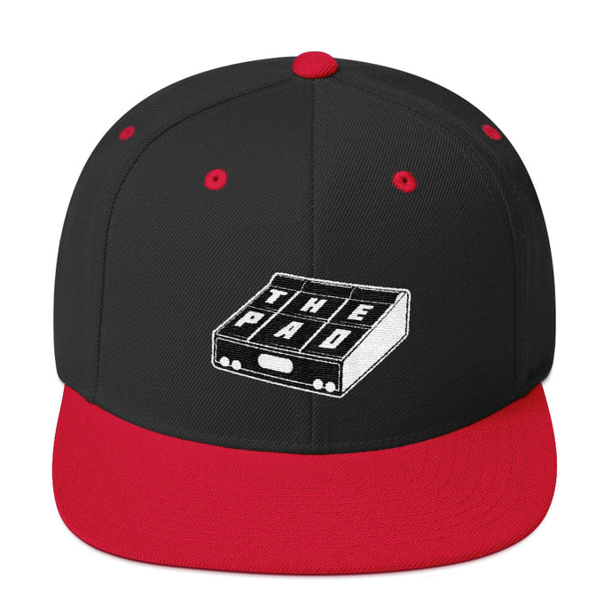 The Pad Snapback Hat