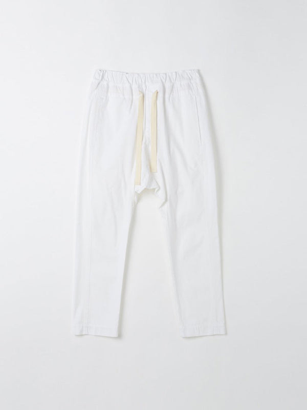 bassike original panel detail pant in ink