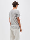 slim vintage neck t.shirt