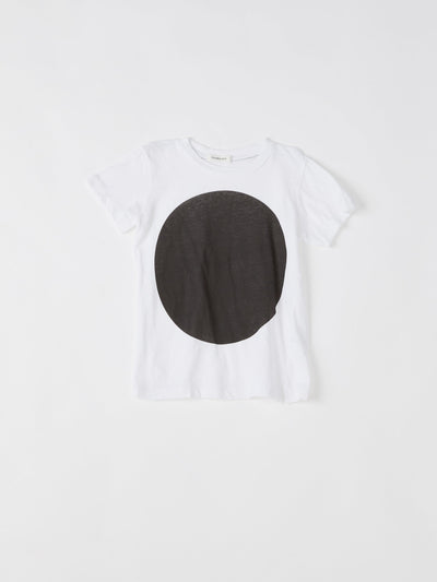 mini classic vintage dot t.shirt