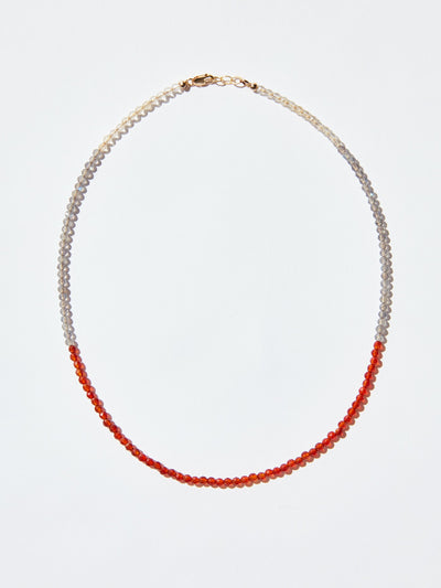 pigna blood and sun necklace