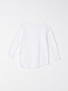 mini french seam long sleeve t.shirt