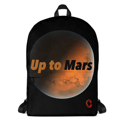 "Rucksack ""Up to Mars"" Claruss Design"
