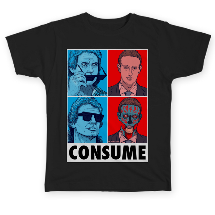 CONSUME - PUT ON THE GLASSES - ZUCKERBERG