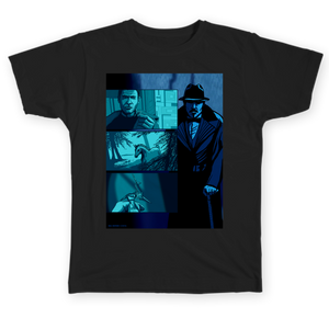 The Unicorn - Blade Runner - Pop culture t-shirt art by Hal Hefner
