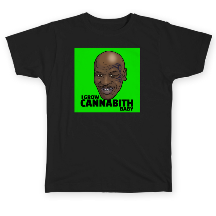 MIKE TYSON - I GROW CANNABITH BABY