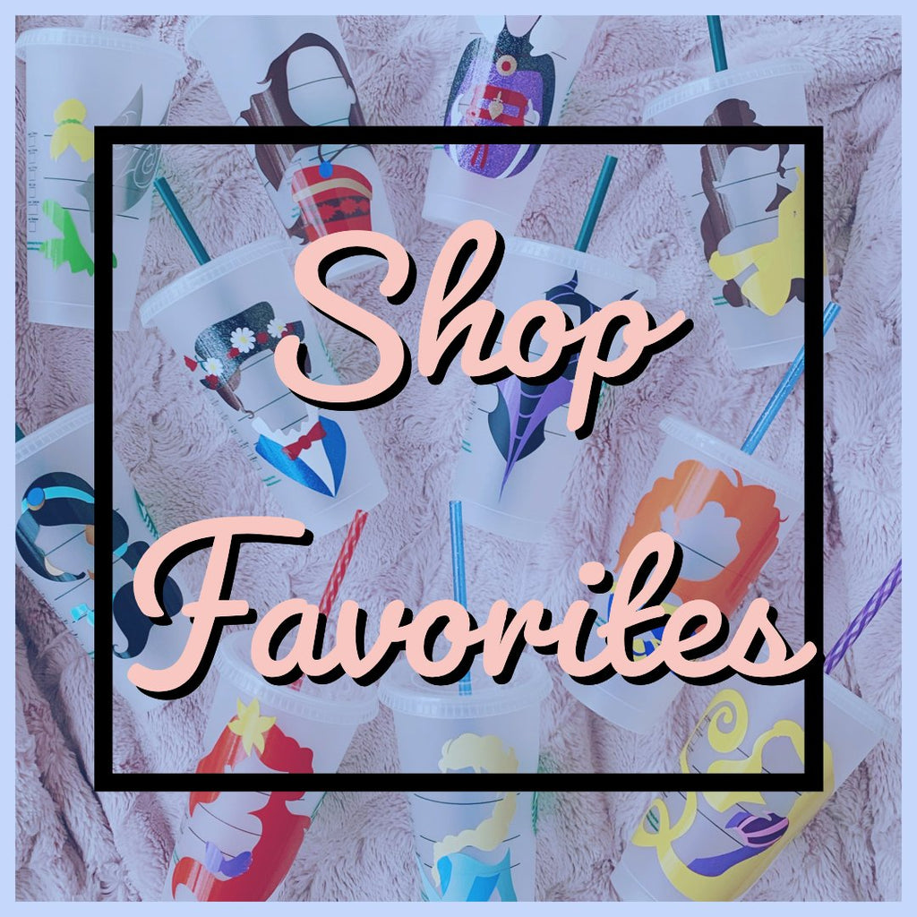 Shop Favorites