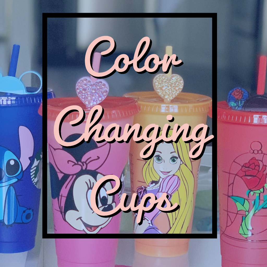 2020 Color Changing Cups