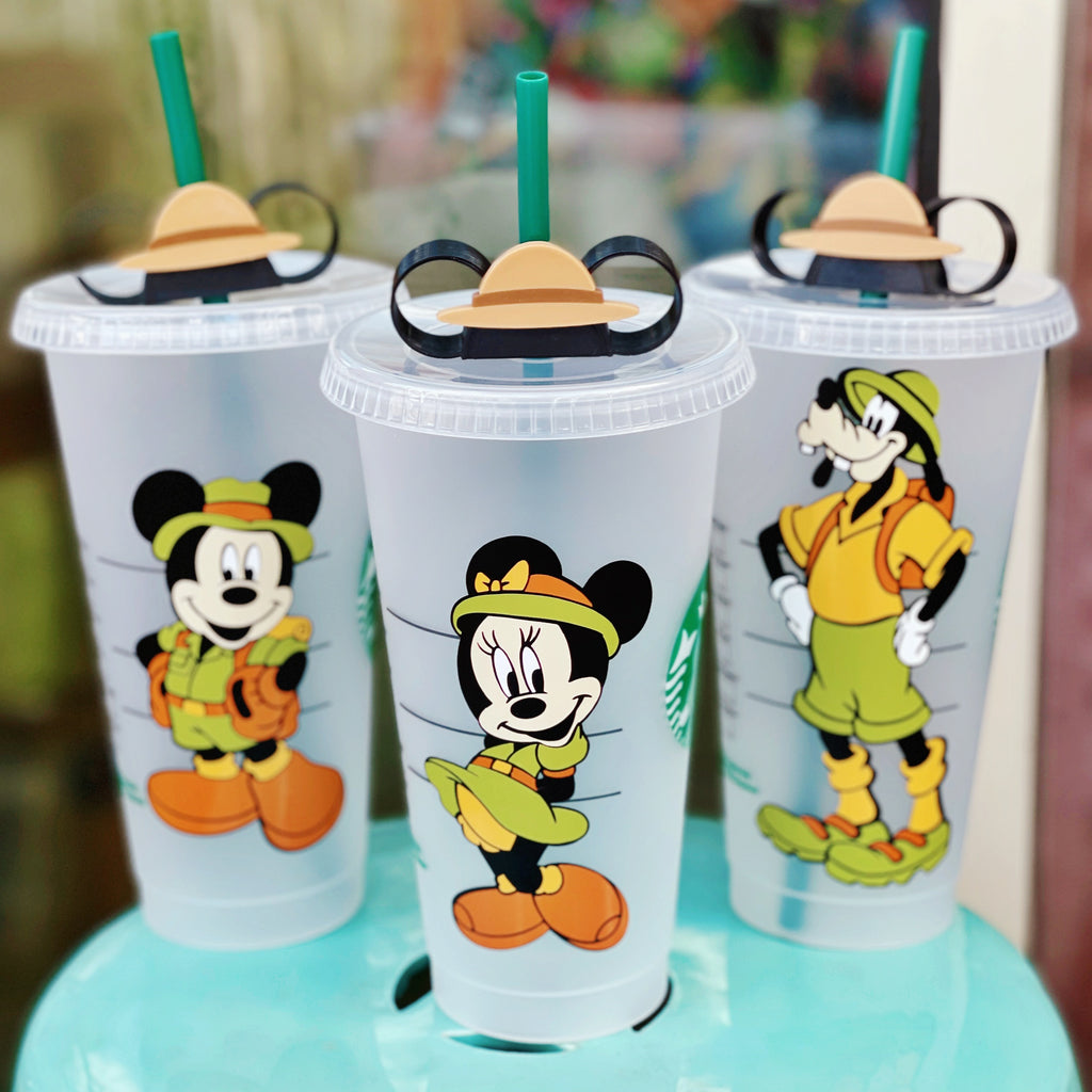 Safari Character Cold Cup