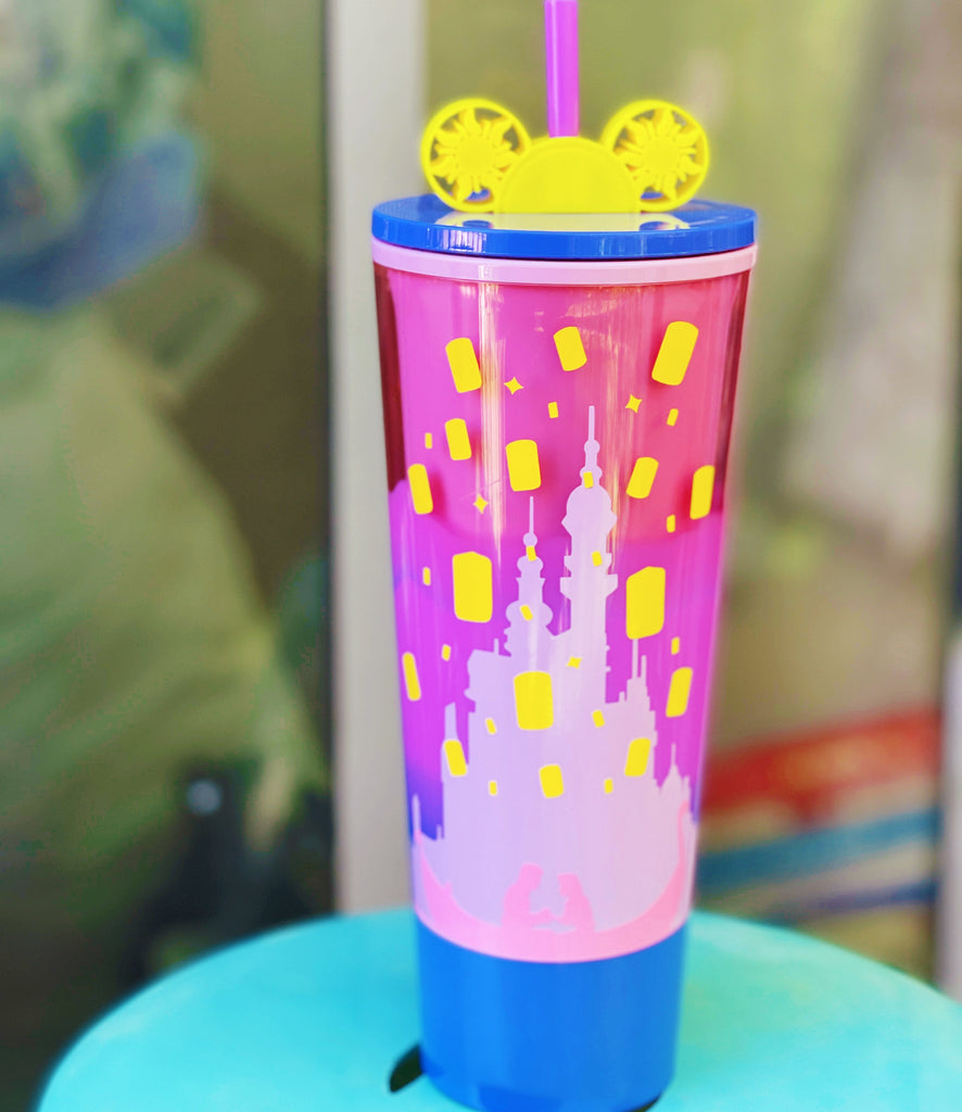 See the Light Inspired Ombre Tumbler INCLUDES matching Straw Buddy