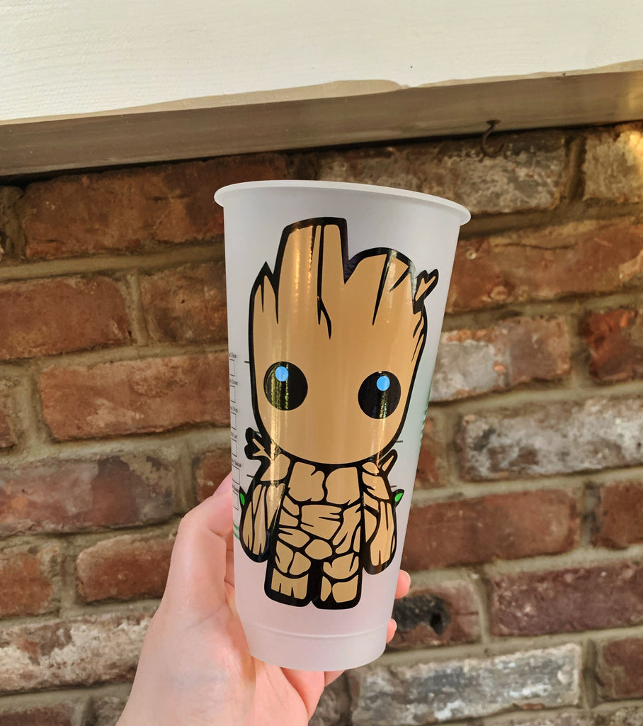 Character Inspired Cold Cup