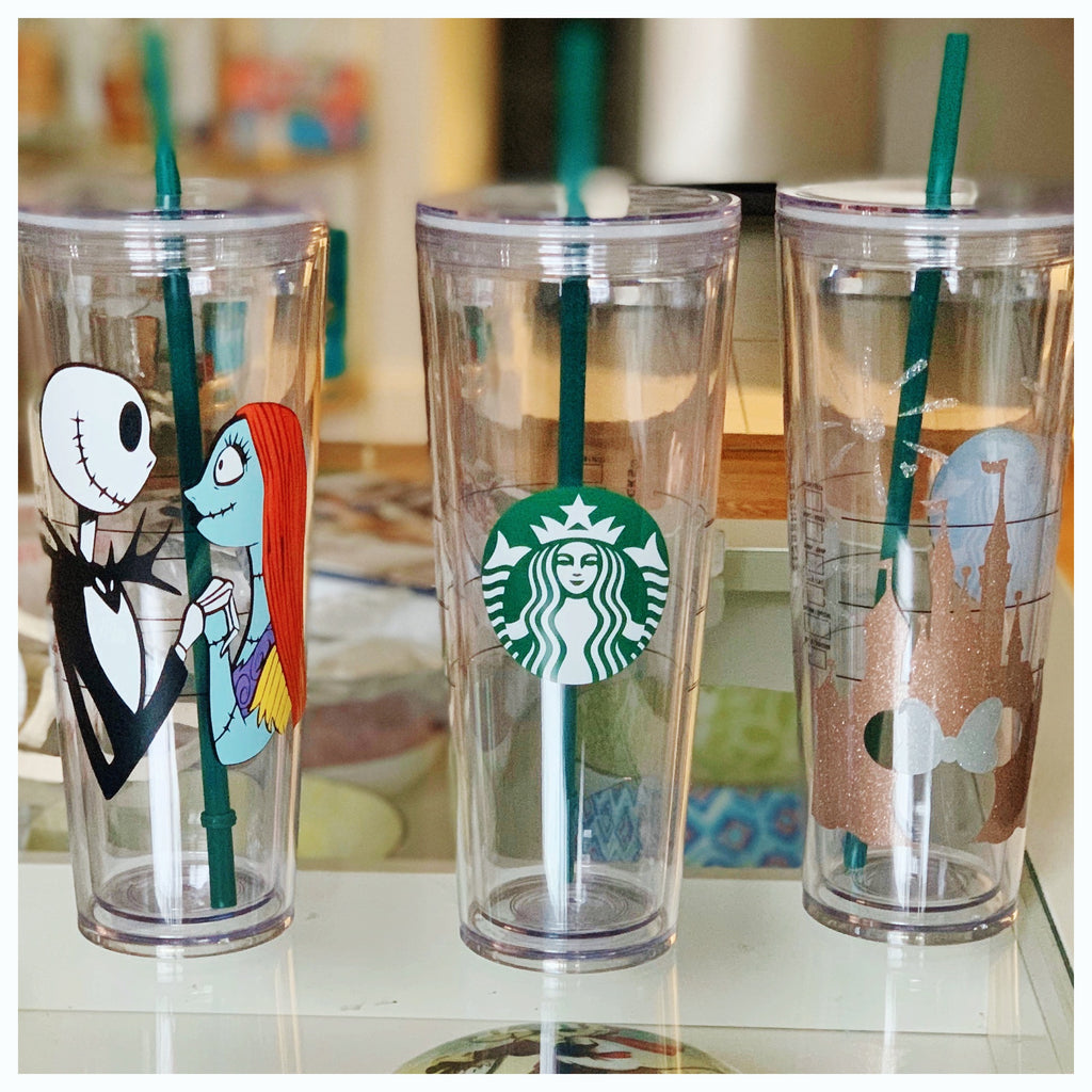 Custom Reusable Venti Tumbler