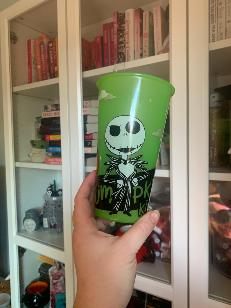 Ready to Ship Halloween Cold Cup