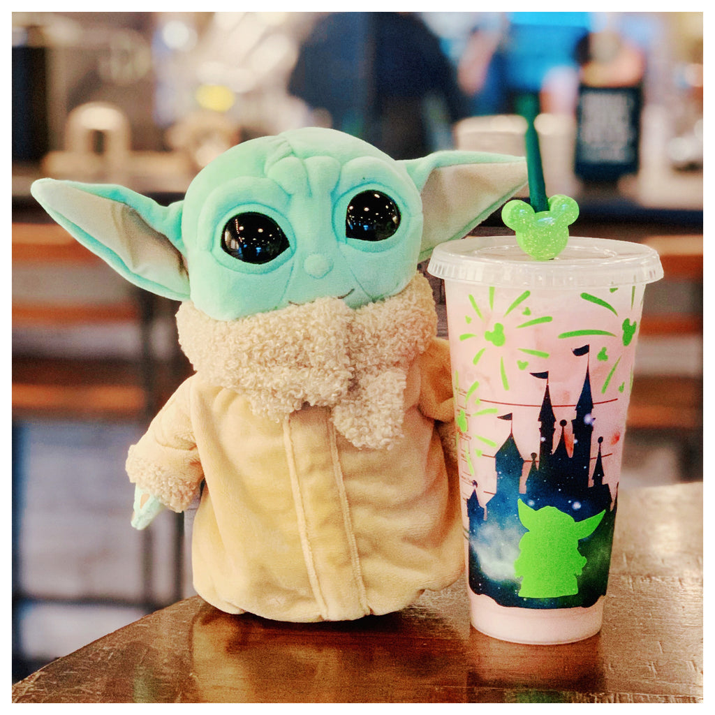 Child Galaxy Castle Character Cup