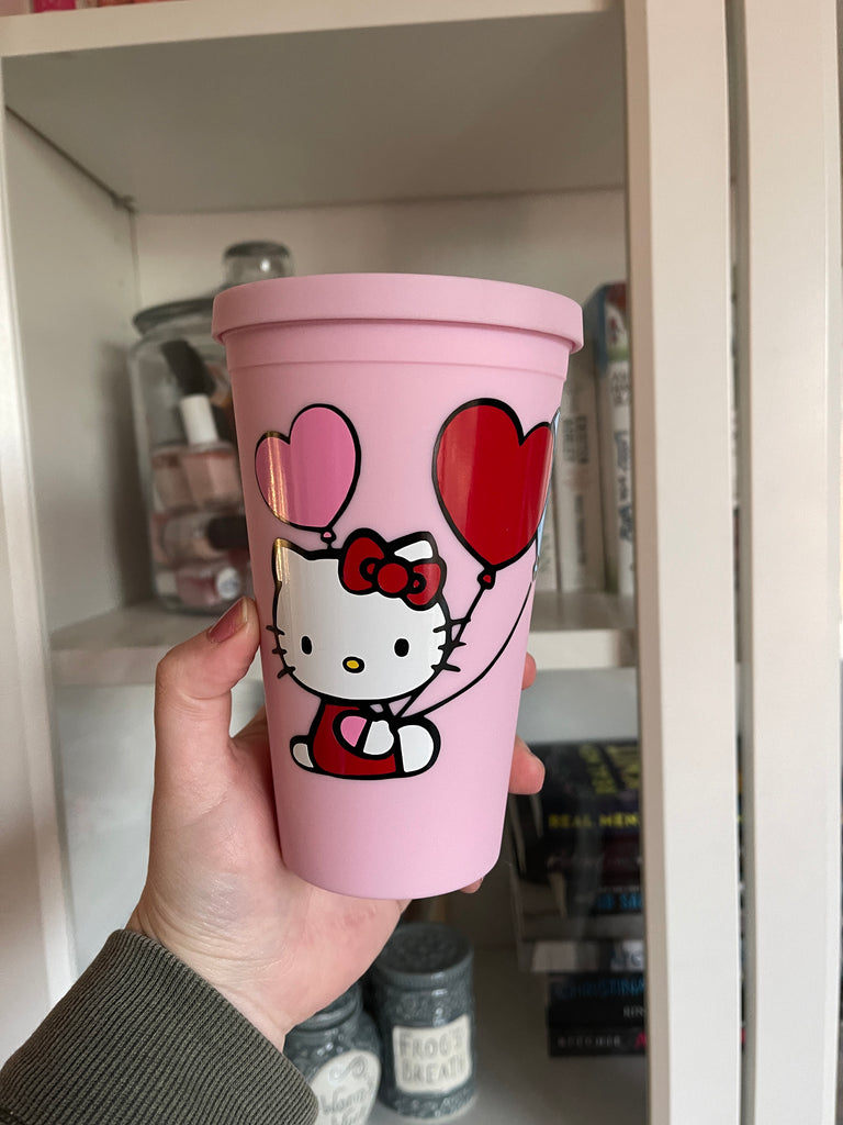 Valentine's Day Ready to Ship Tumbler