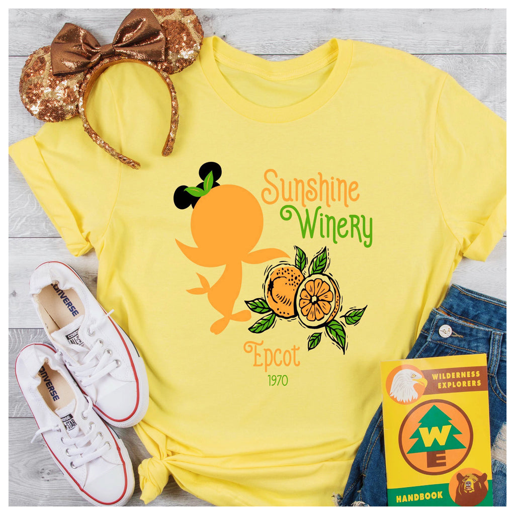 Sunshine Winery t-shirt
