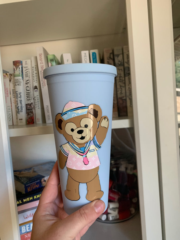 Ready to Ship 22 oz. Matte Tumbler