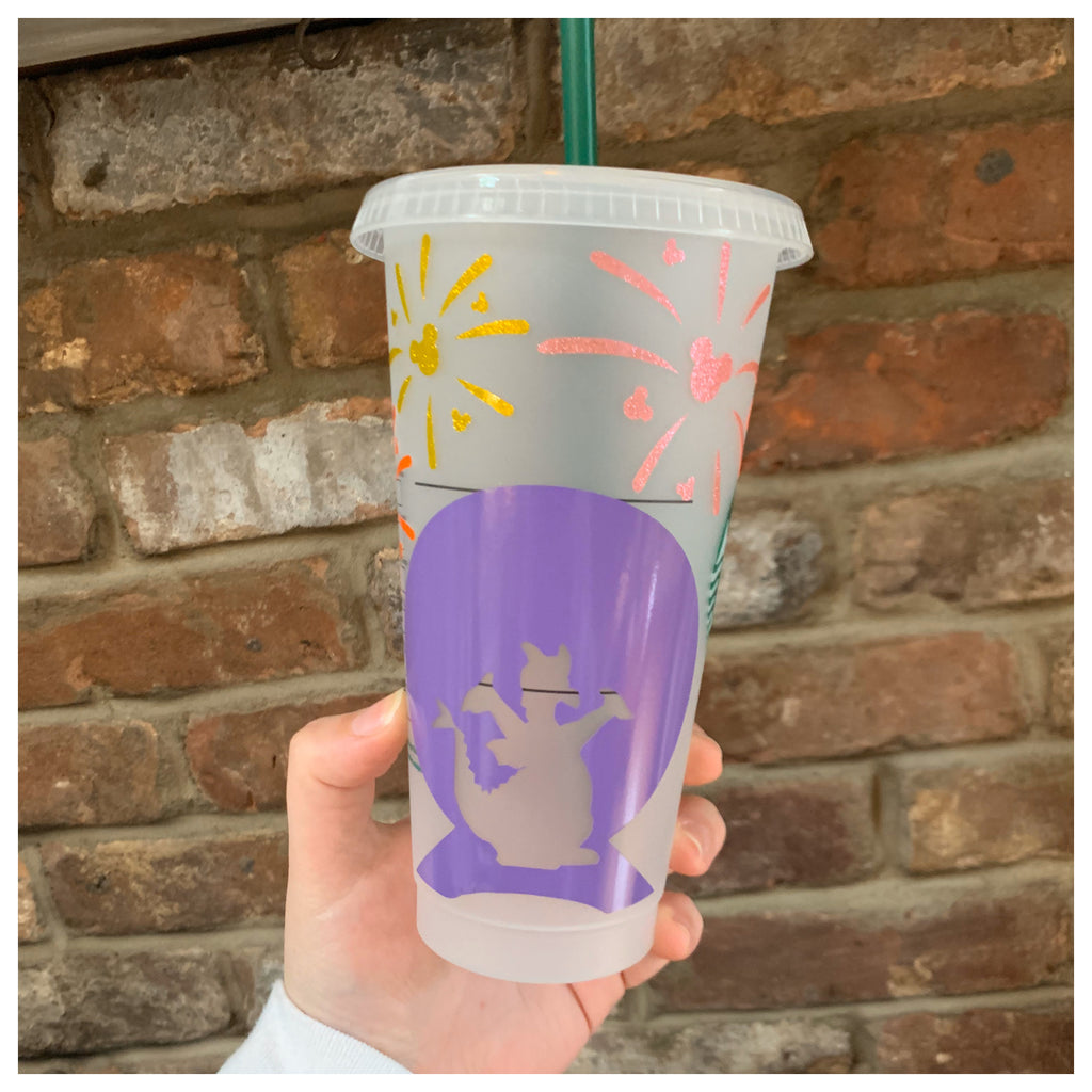 Character Cold Cup