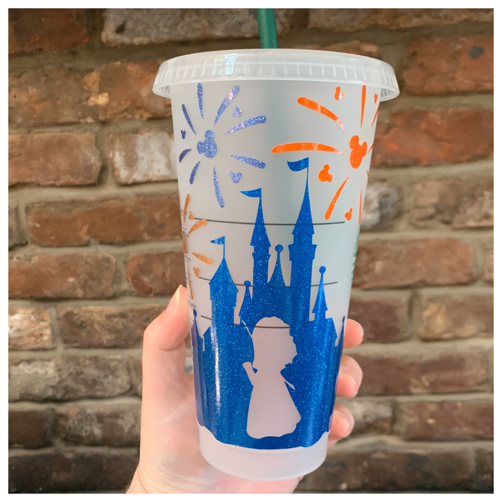 Princess Castle Cold Cup