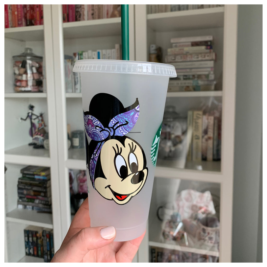 Spring Mouse Bandana Cold Cup