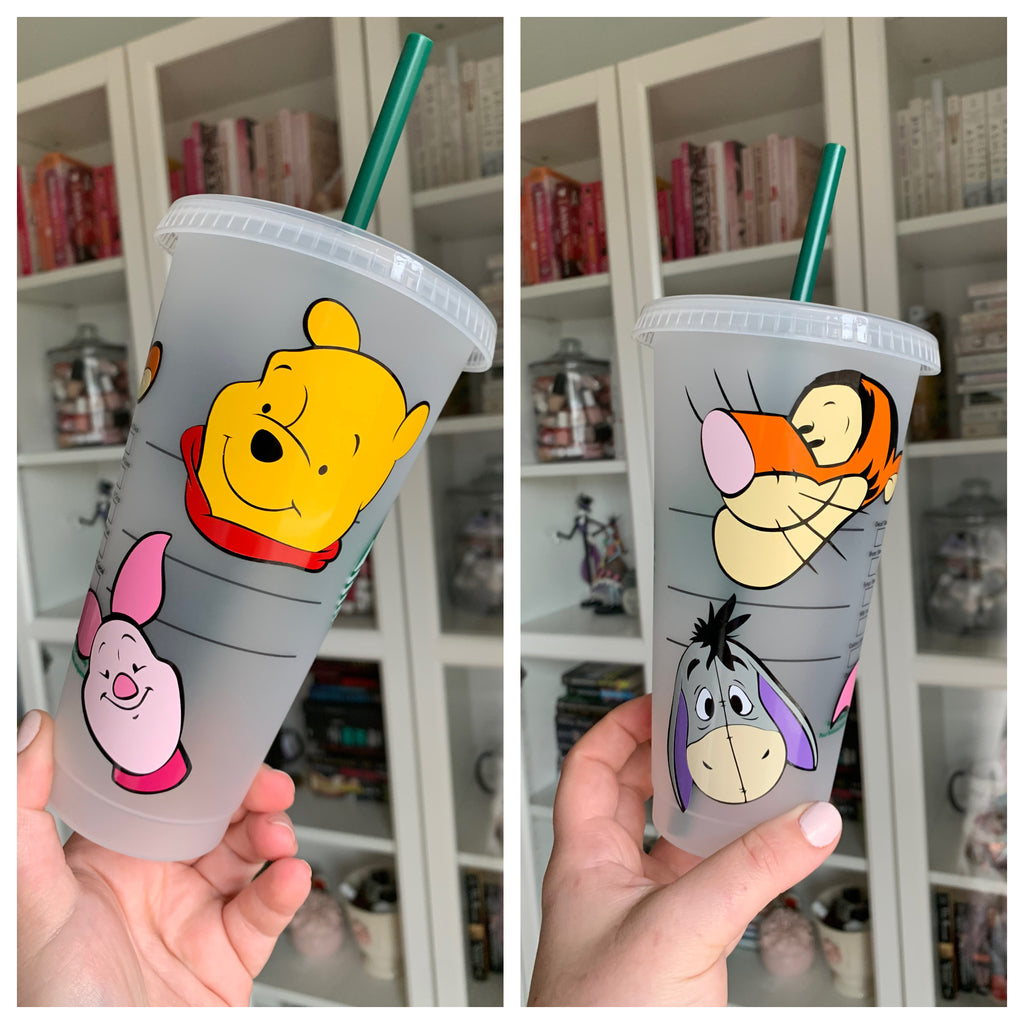Spring Characters Inspired Cold Cup