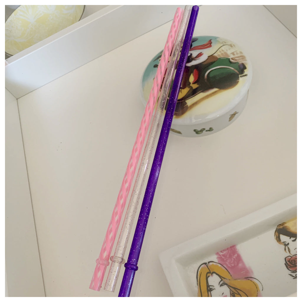 Color Straw Sets