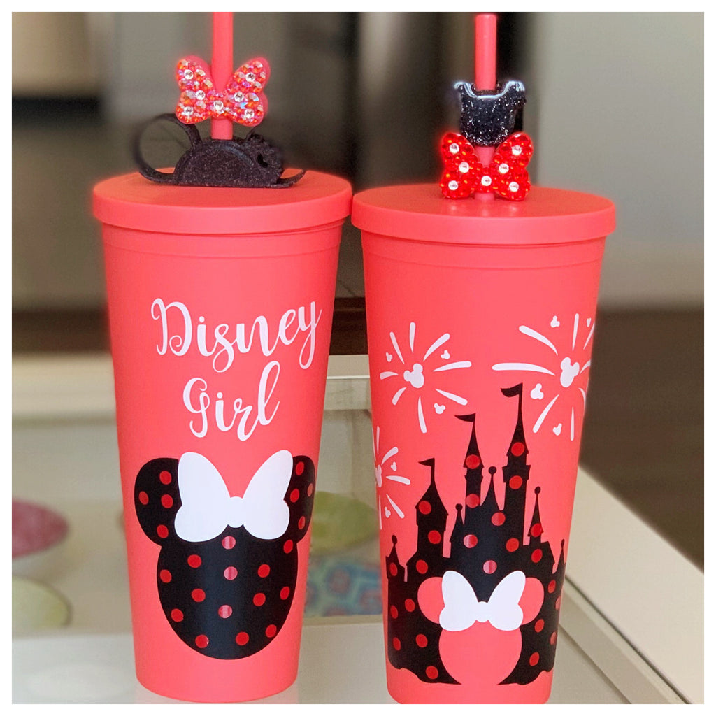 Polka Dot Inspired Tumblers