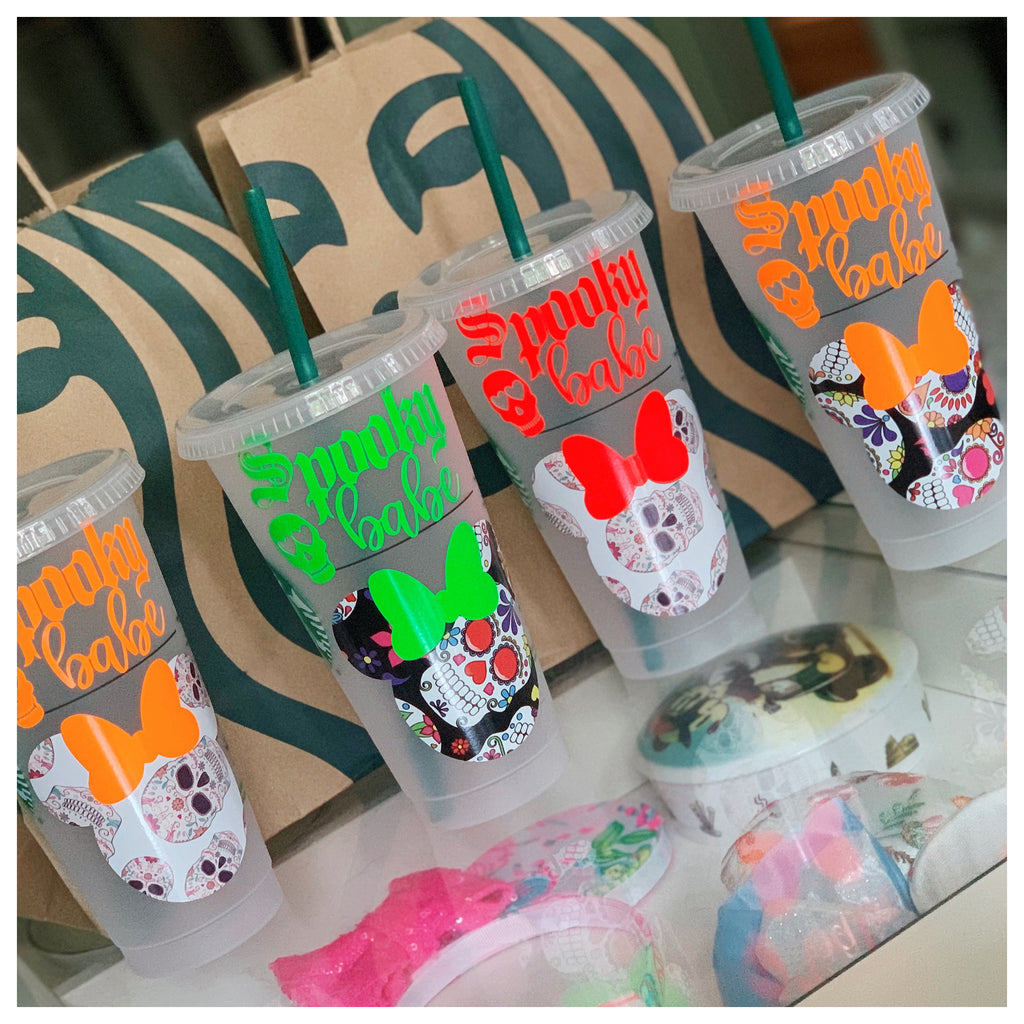 Spooky Babe Cold Cup Mystery Bag