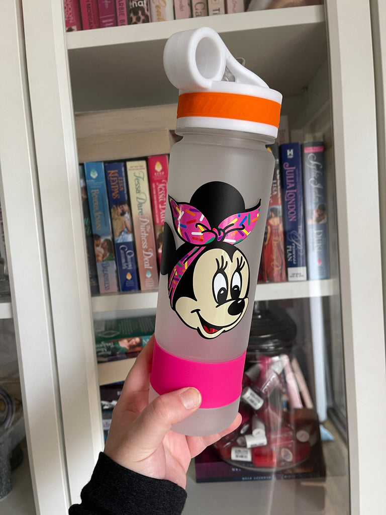 Ready to Ship Dunkin Sipper 27 oz