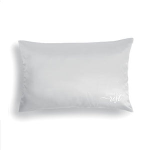 Invest In Rest Satin Pillow Case