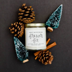 Frasier Fir Soy Candle