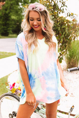NEW Tie Dye-Special Order-Size Large