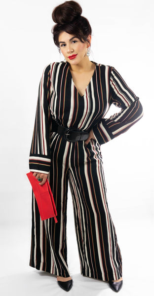 Boss Lady Vibes Jumpsuit