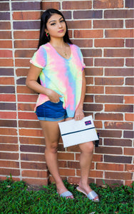 A Weekend Down In Margaritaville Tie Dye Tee
