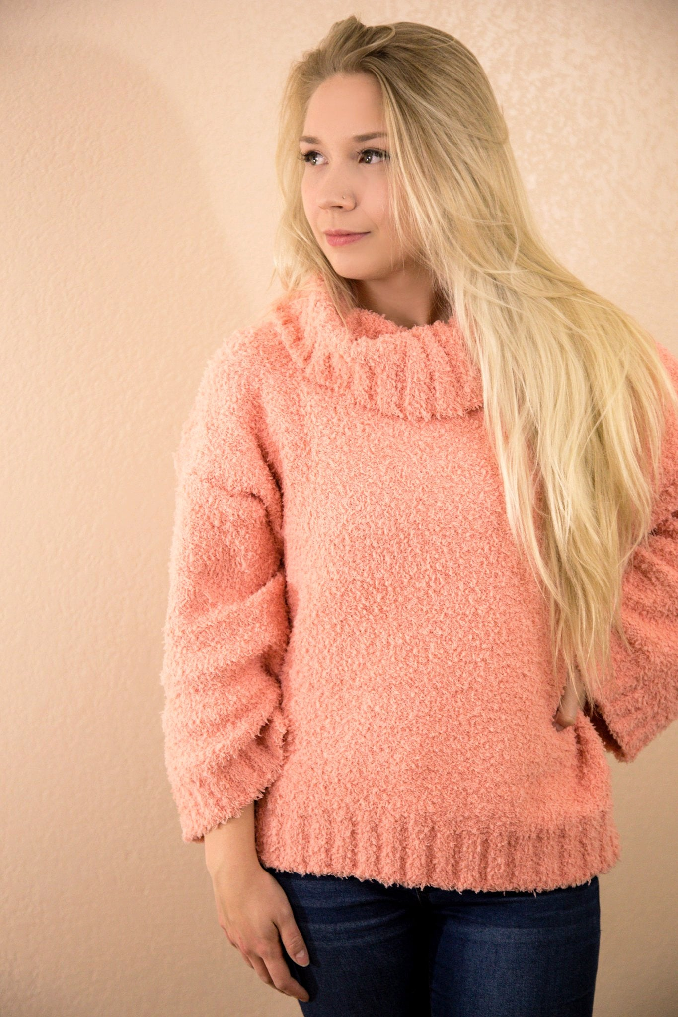 Bubblegum & Candy Hearts Sweater