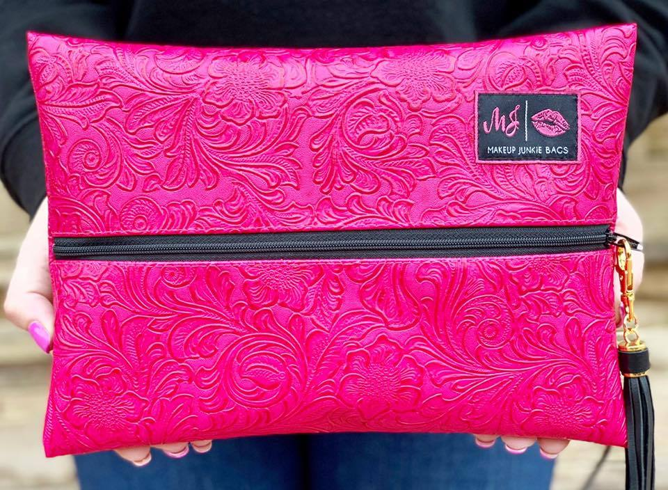 The Barbie Dreamboat Makeup Junkie Bag