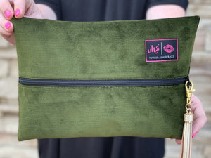 Winifred Makeup Junkie Bag
