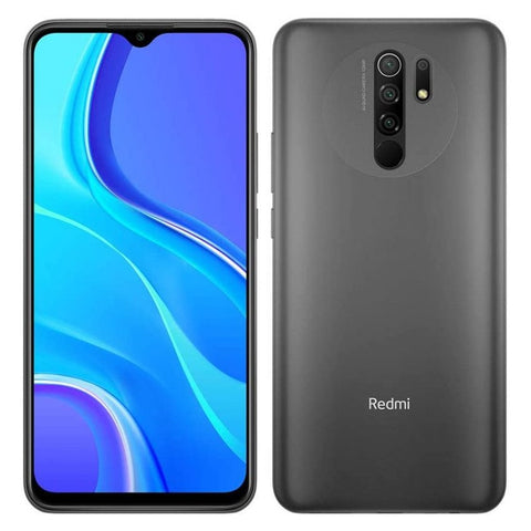 XIOAMI REDMI 9 4GB RAM 64GB ROM CARBON GREY