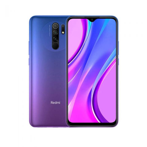 XIOAMI REDMI 9 4GB RAM 64GB ROM SUNSET PURPLE