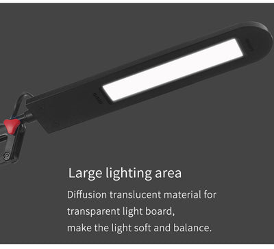 LED DESK LAMP – LED LAMP WITH CLIP