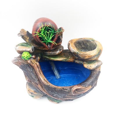 Indoor Water Fountain – Small Landscape Fountain