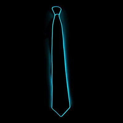 LED GADGETS LIFE GLOWING PARTY TIE