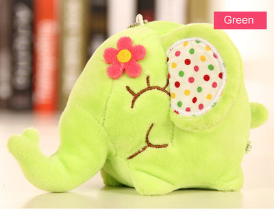 Elephant Stuffed Toy – Cushion Pillow Table Decor – Stuffed Toy Gift