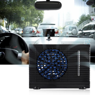 BEST PORTABLE AC FOR CAR/TRUCK-PORTABLE CAR AC SYSTEM ON SALE