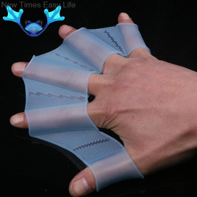SWIMMING FINGER FINS