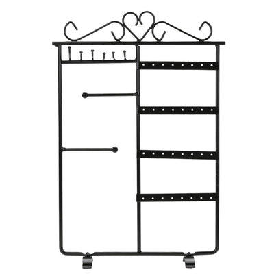 JEWELRY ORGANIZER – JEWELRY DISPLAY RACKS STORAGE HANGER