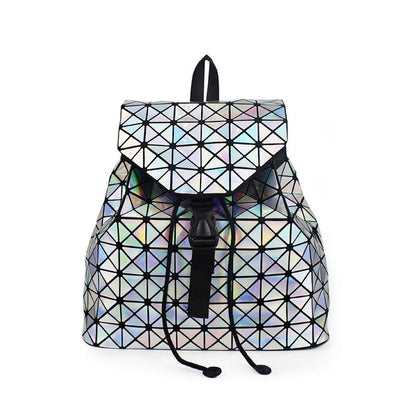 THE ORIGINAL REFLECTIVE DRAWSTRING BAG – REFLECTIVE BACKPACK