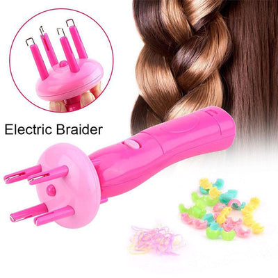 AUTOMATIC HAIR BRAIDING MACHINE – HAIR TWISTER