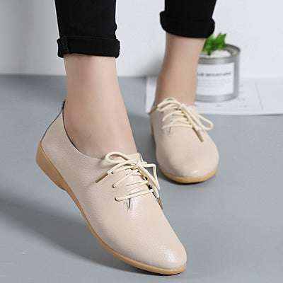 WOMEN'S FLATS – MOCCASINS POINTED TOES SHOES FOR WOMEN